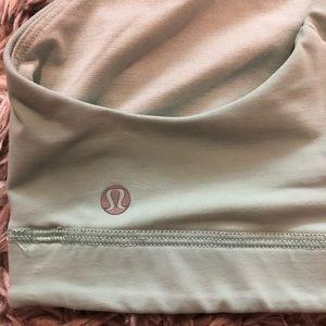 lululemon athletica Intimates & Sleepwear - Lululemon Sports Bra Teal Size 10